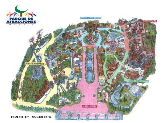 Parque Atracciones