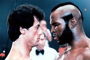 Rocky vs Mister T