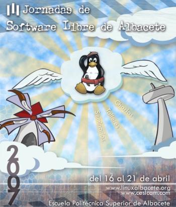 III Jornadas de Software Libre de Albacete