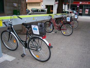 Prestamo de bicicletas