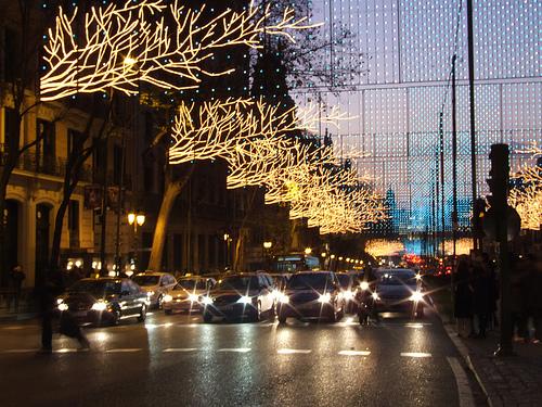 Luces Navidad de Roberto Turégano