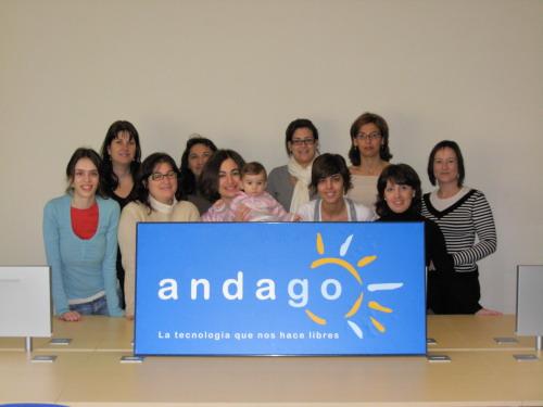 Chicas Andago 08