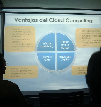 Charla Cloud en Madrid On Rails